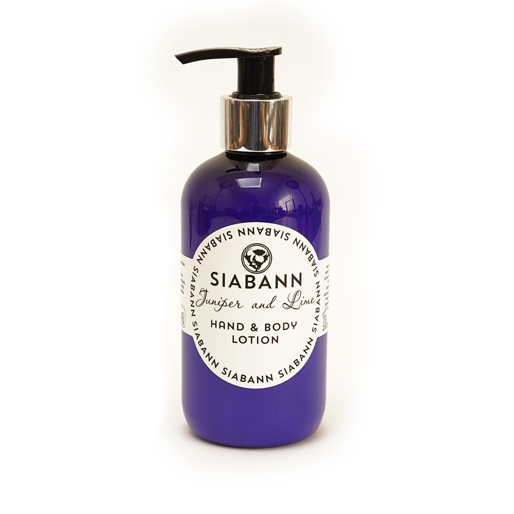 Juniper & Lime Hand & Body Lotion