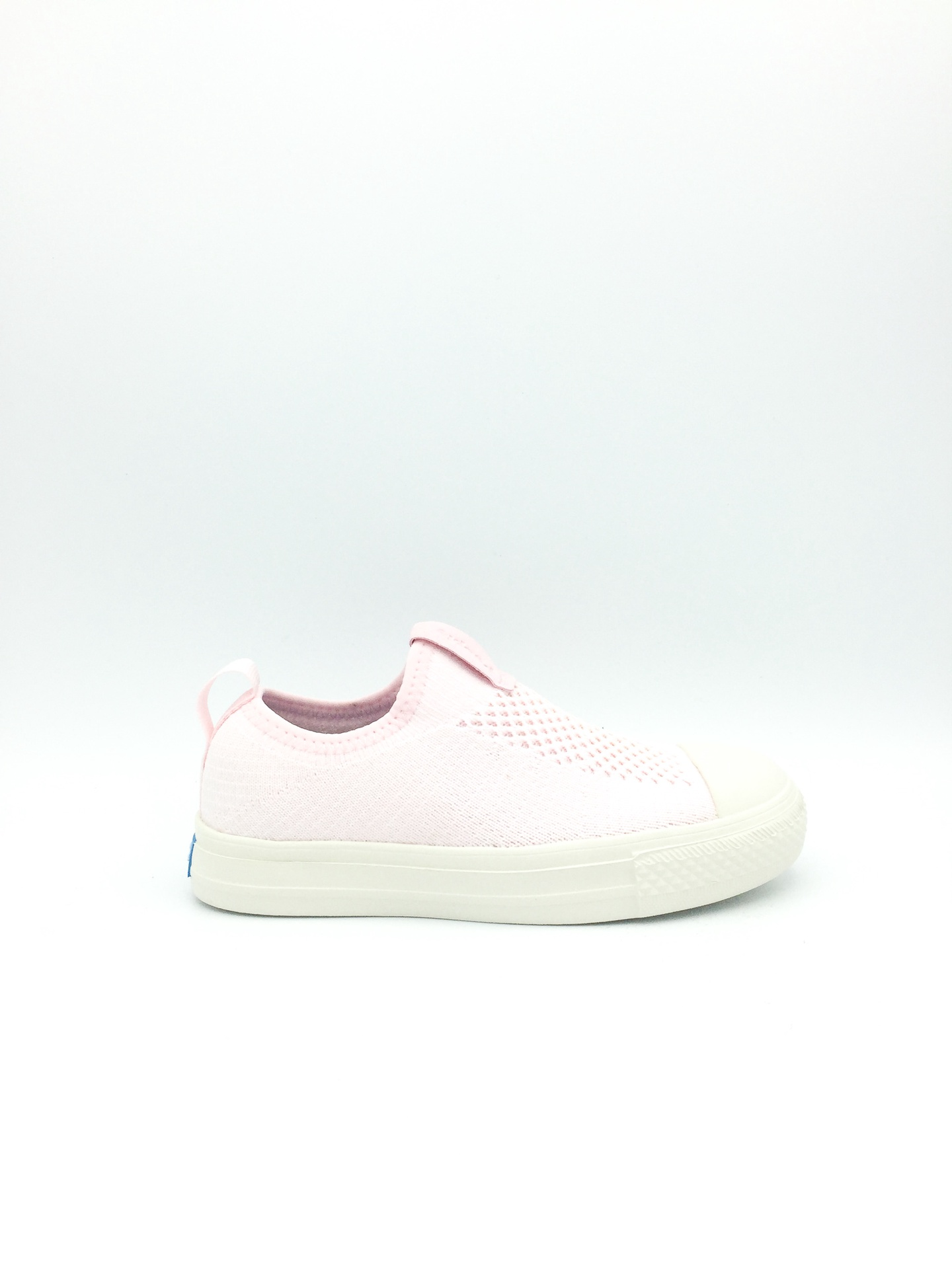 PEOPLE FOOTWEAR - THE PHILLIPS JUNIOR KNIT IN CUTIE PINK/YETI WHITE