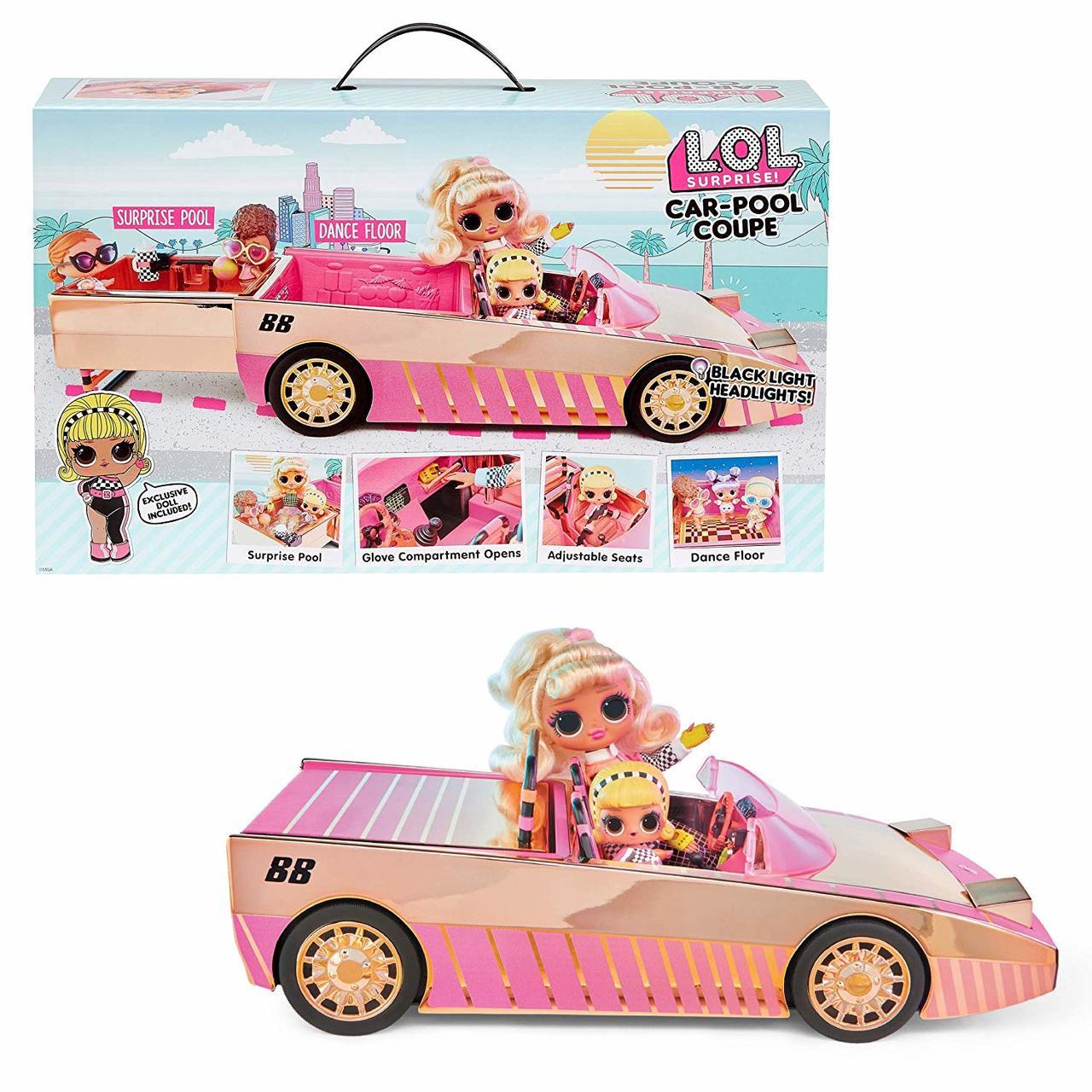 L.O.L SUPRISE CAR-POOL COUPE