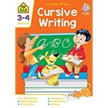 CURSIVE WRITING GRADE 3-4
