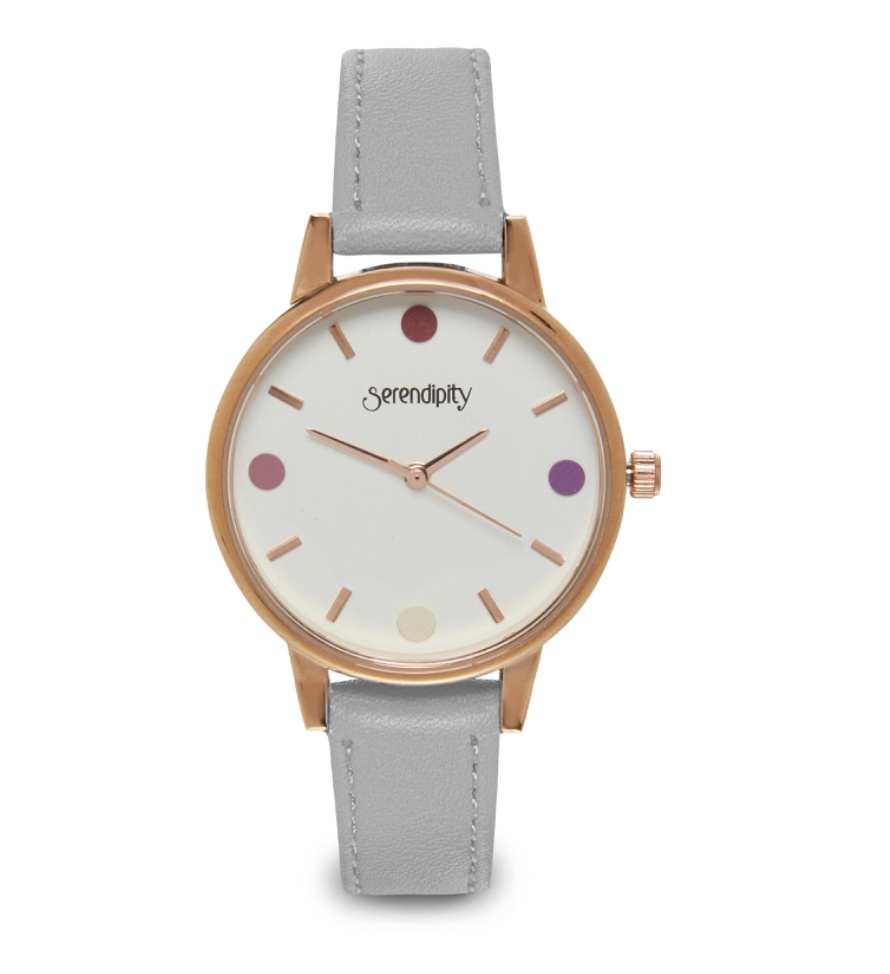 Ladies Dot Watch