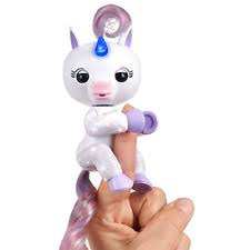 FINGERLINGS LIGHT-UP UNICORN MACKENZIE