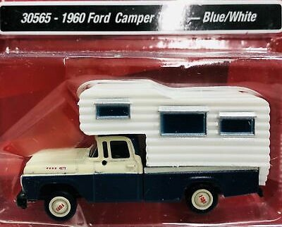 Classic Metal Works #30565  HO 1960 Ford Camper