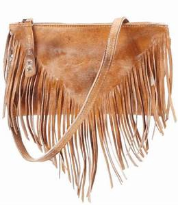 Bed Stu  - Tan Rustic Bag