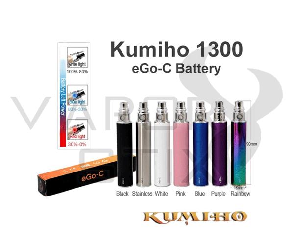Kumiho CV 1300mAh Battery