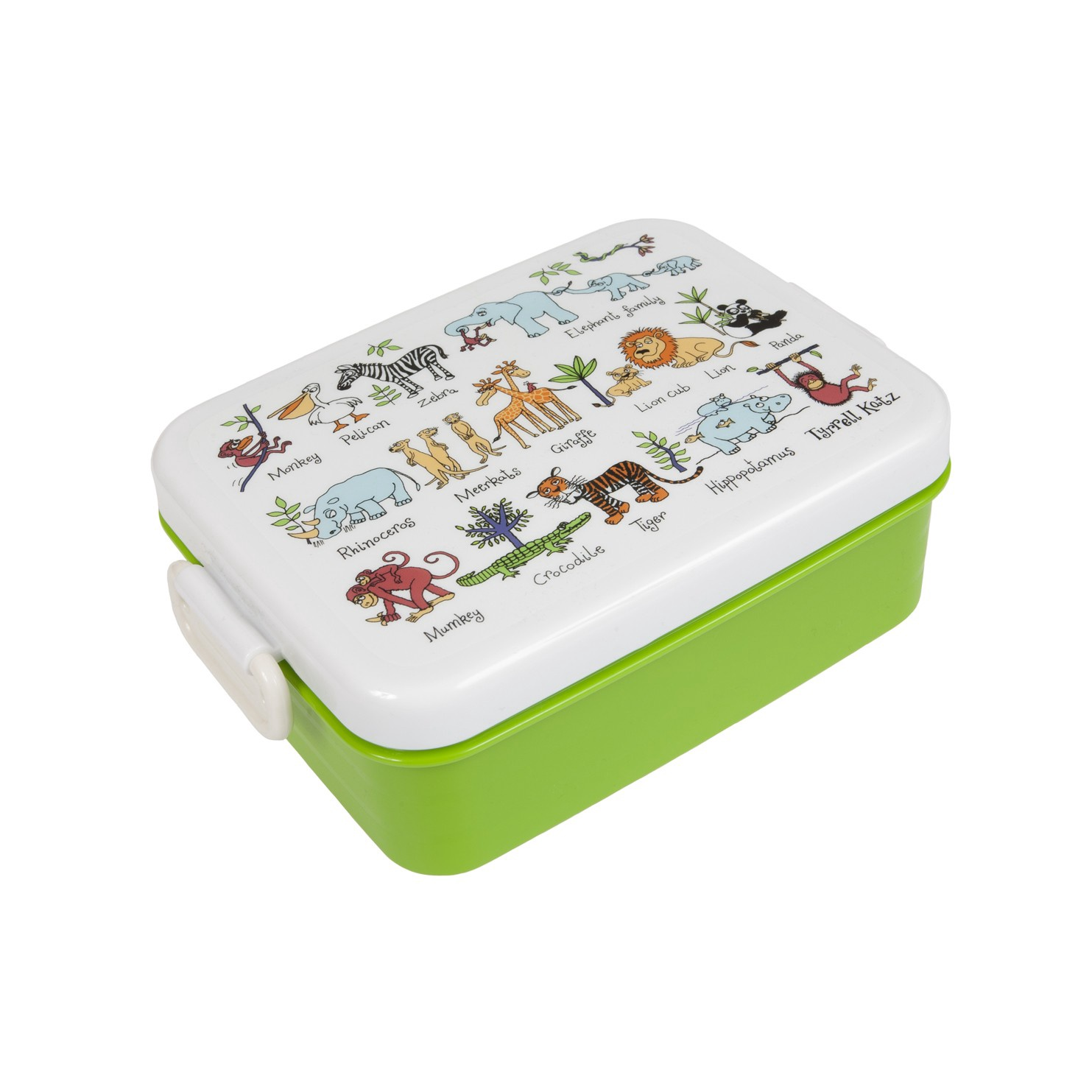 LUNCH BOX JUNGLE
