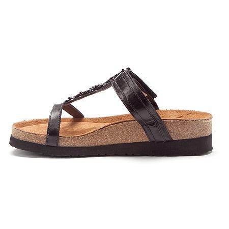 6933f7e4d90f Naot Women s Malibu - Black Madras Leather