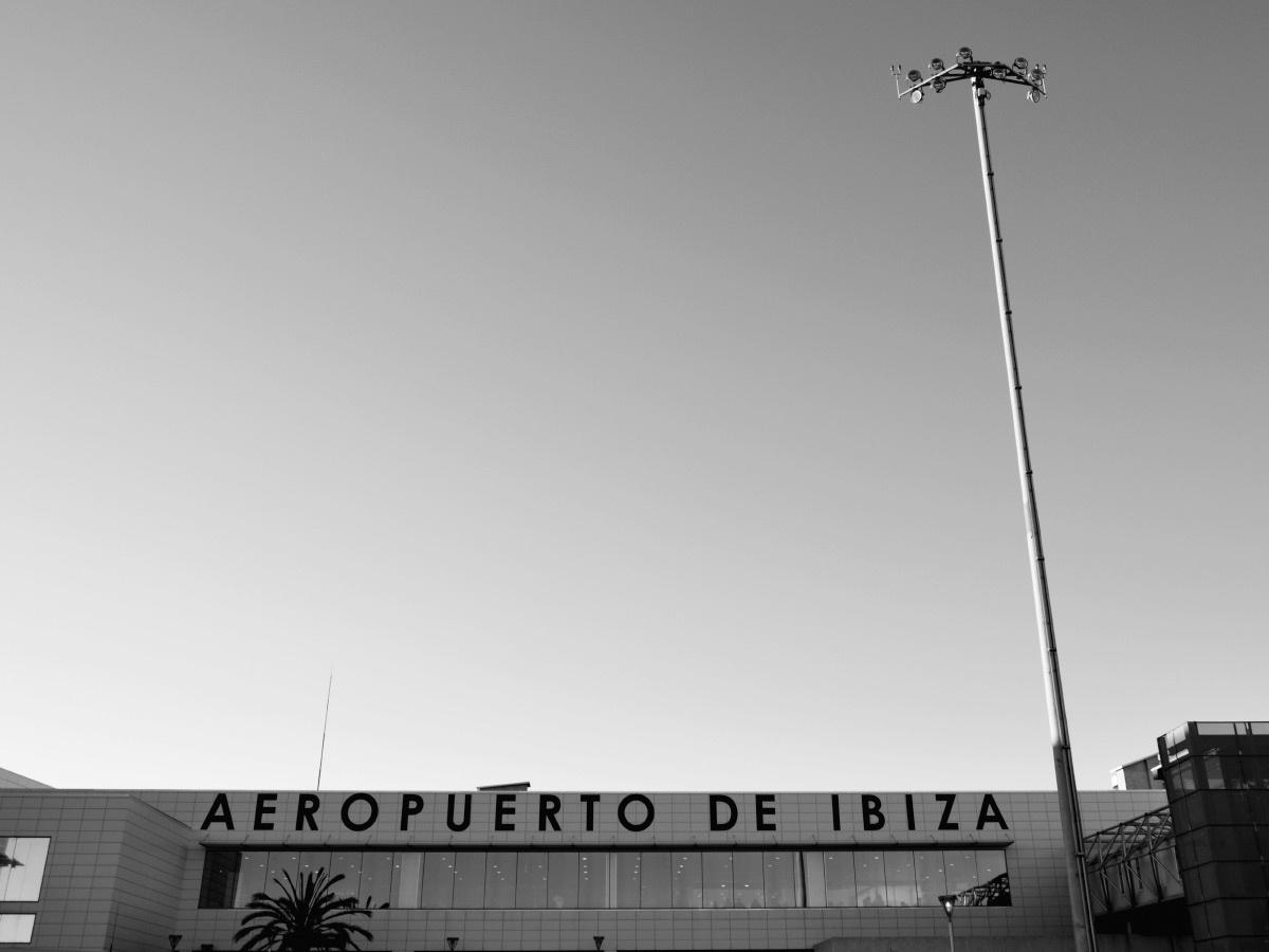 Aueropuerto Ibiza