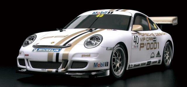 Tamiya #47429 2008 Porsche 911 GT3  1/10 KIt