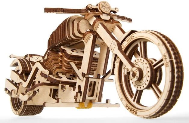 UGears #120822 Bike VM-2