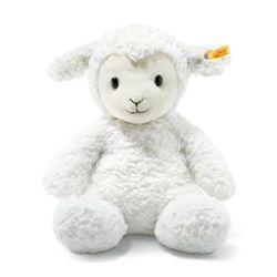 Steiff Soft Cuddly Toys, Fuzzy Lamb, White