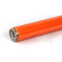 Ultracote #HANU895 Fluorescent  Orange Covering 2m