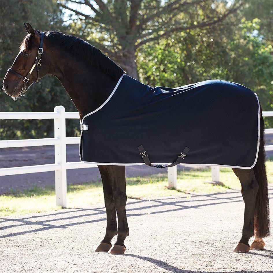 Horseware Amigo Jersey Cooler | Navy