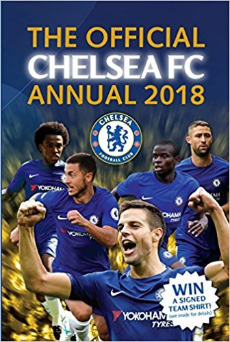 OFFICIAL CHELSEA FC ANNUAL 2018 (HB)