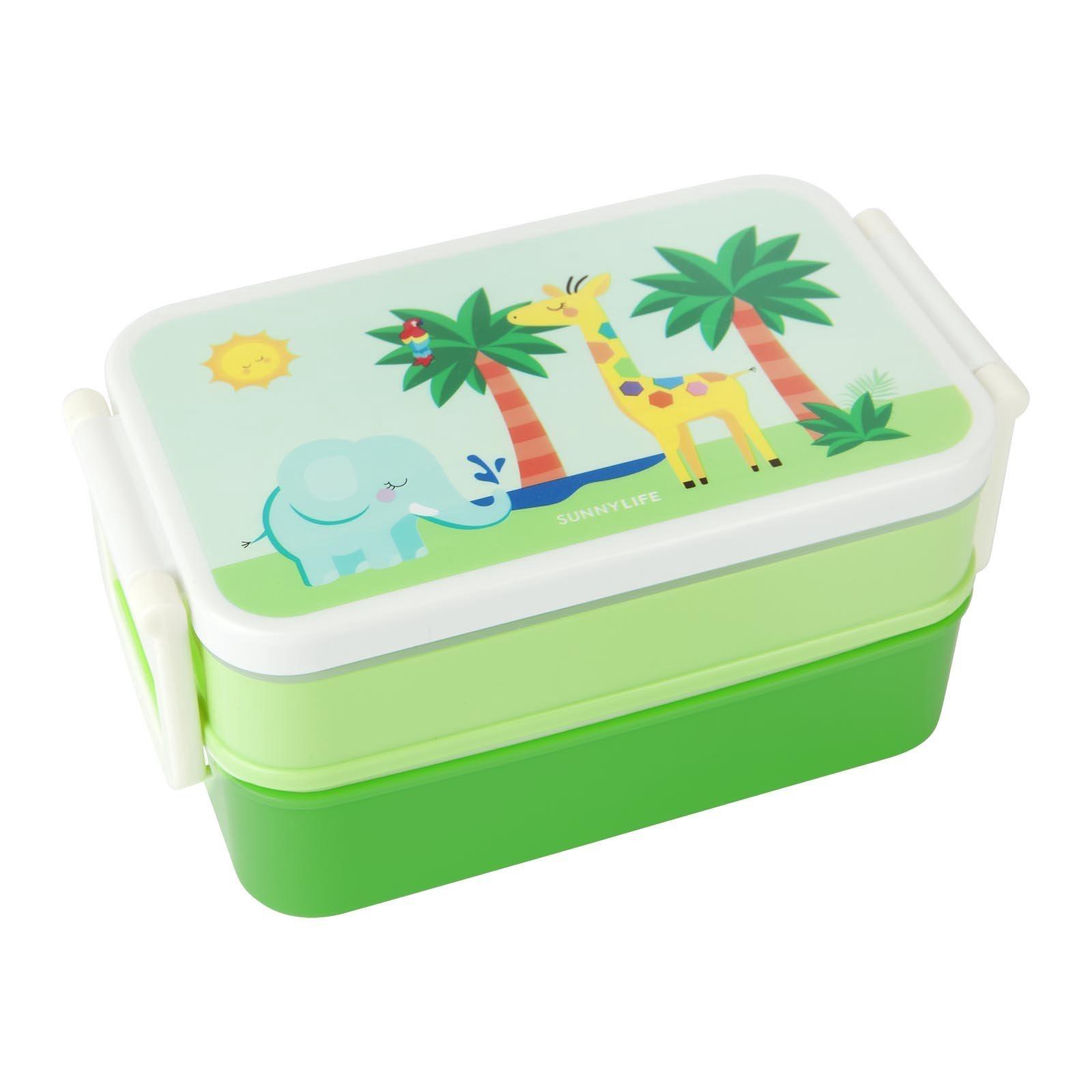 Sunny Life Kids Bento Box Safari