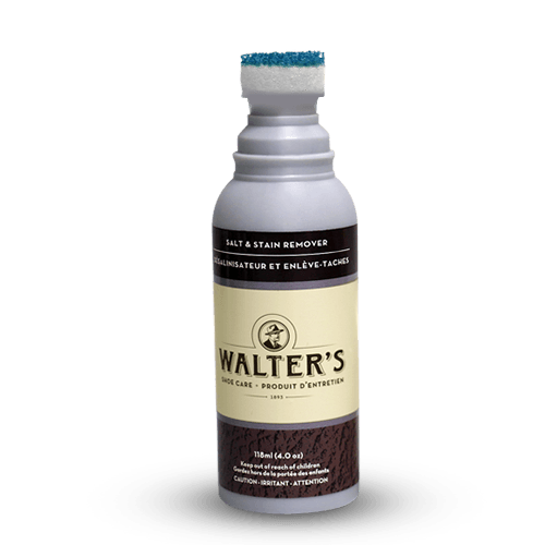 WALTER'S SHOE CARE - SALT AND STAIN REMOVER