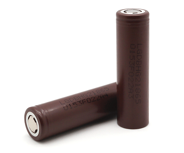 LG HG2 Brown 18650 20A 3000mAh  Battery