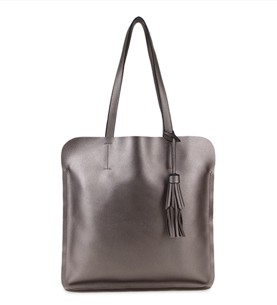 Helen Soft Shopper Bag