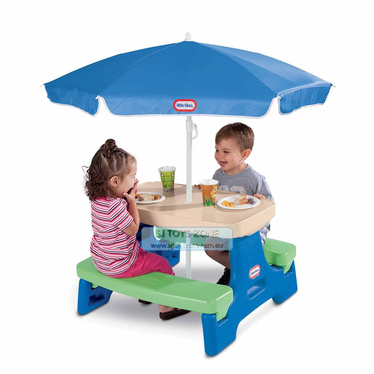 EASY STORE JR PLAY TABLE