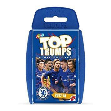 TOP TRUMPS CHELSEA 2017-18