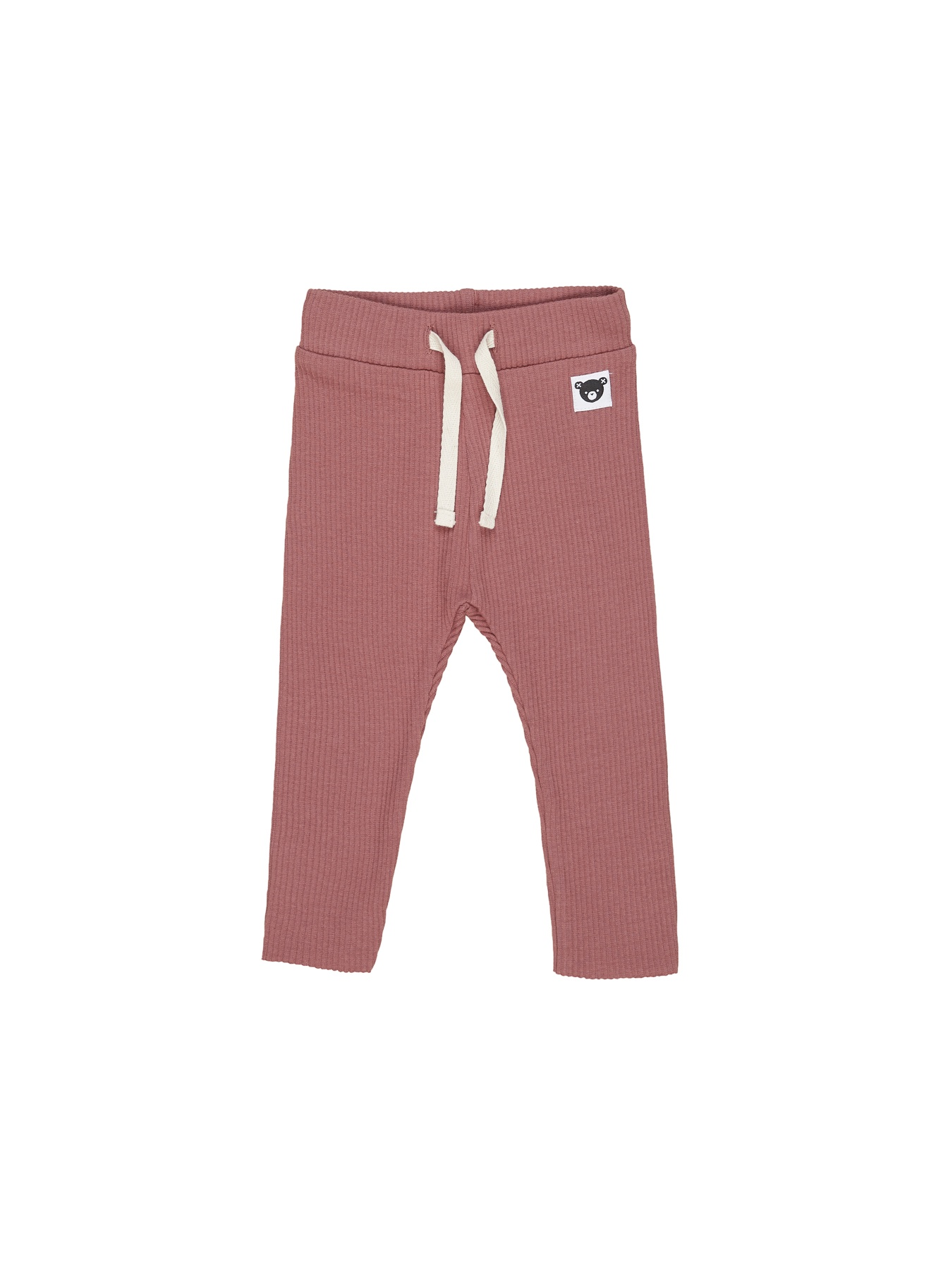 PLUM RIB LEGGINGS KID