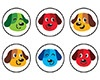 T 46207 PUPPY PALS INCENTIVE STICKERS