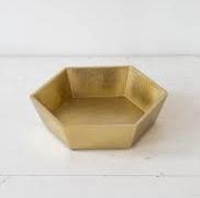 Adore Tray 2x24.5cm Gold