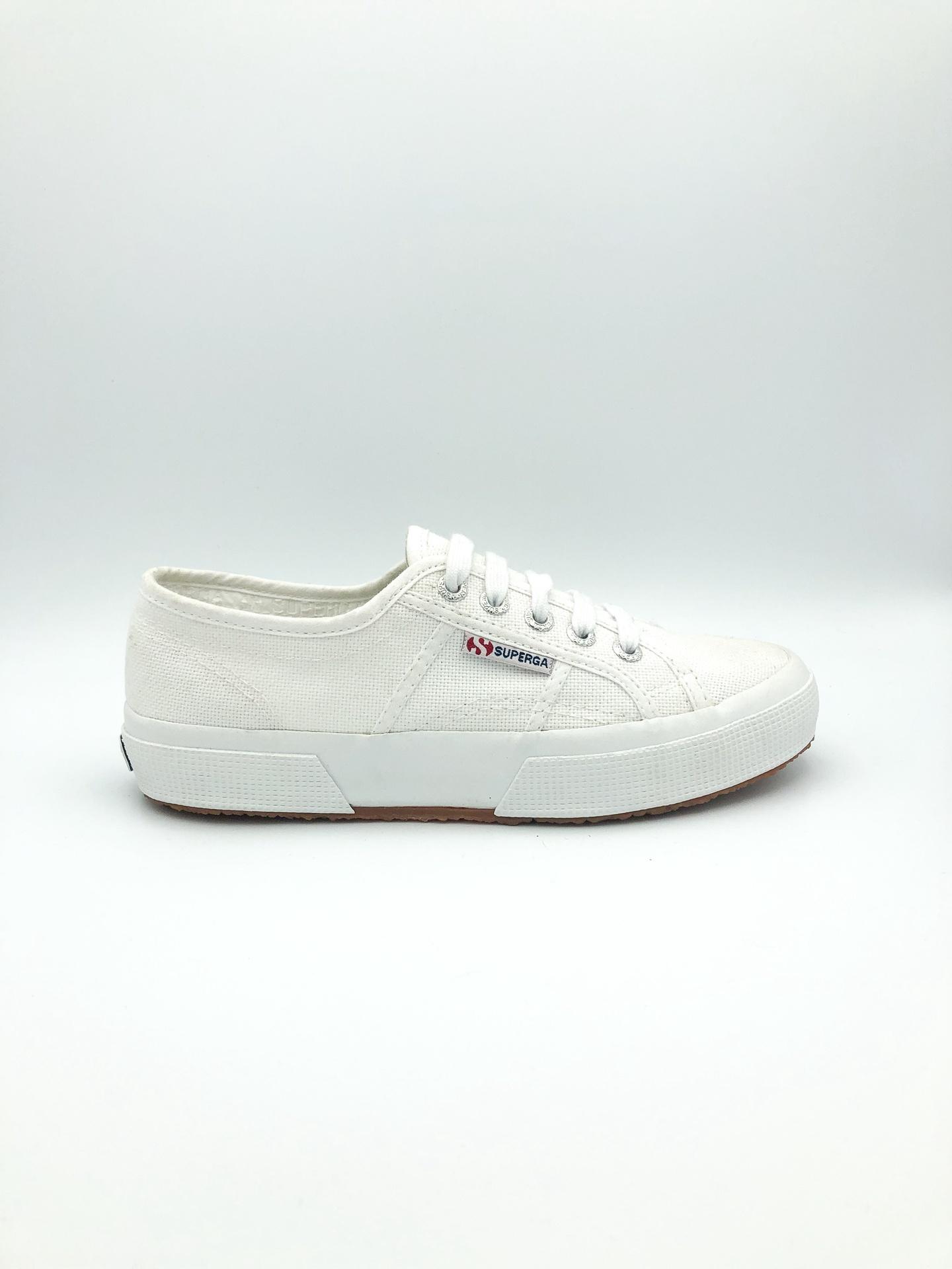 SUPERGA - CLASSIC 2750 WHITE
