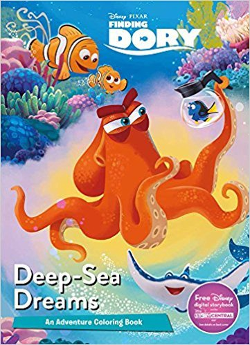FINDING DORY DEEP-SEA DREAMS (PB)