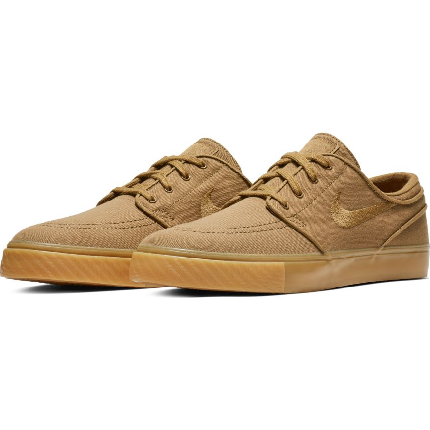02e3589487c4d NIKE SB - ZOOM STEFAN JANOSKI CANVAS - GOLDEN BEIGE GOLDEN BEIGE-GUM YELLOW