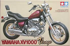Tamiya #14044 1/12 Yamaha XV1000 Virago