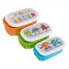 SNACK BOX 3 PCS MONSTERS