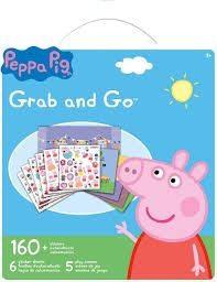 PEPPA PIG GRAB AND GO