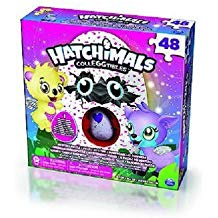 HATCHIMAL PUZZLE 48 PCS WITH FIGURE