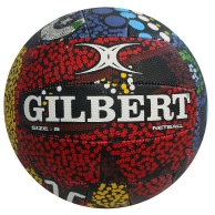 Gilbert Supporter Ball - Indigenous: Multi (size 5)