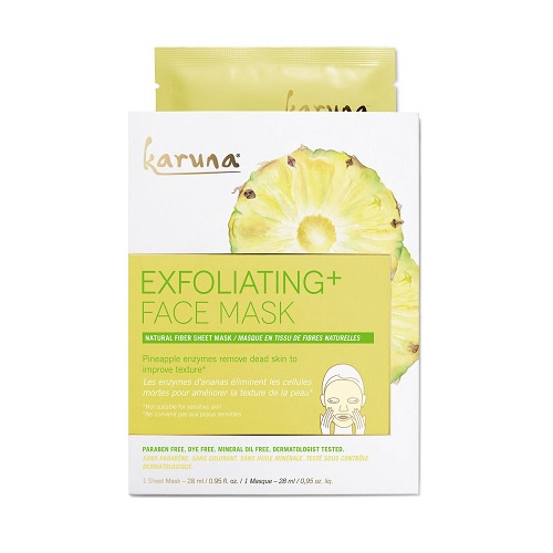 Exfoliating Face Mask
