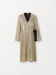 Becksondergaard Everlee Sequined Dress