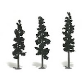 Woodland Scenics #TR1113 Realistic Tree Kit