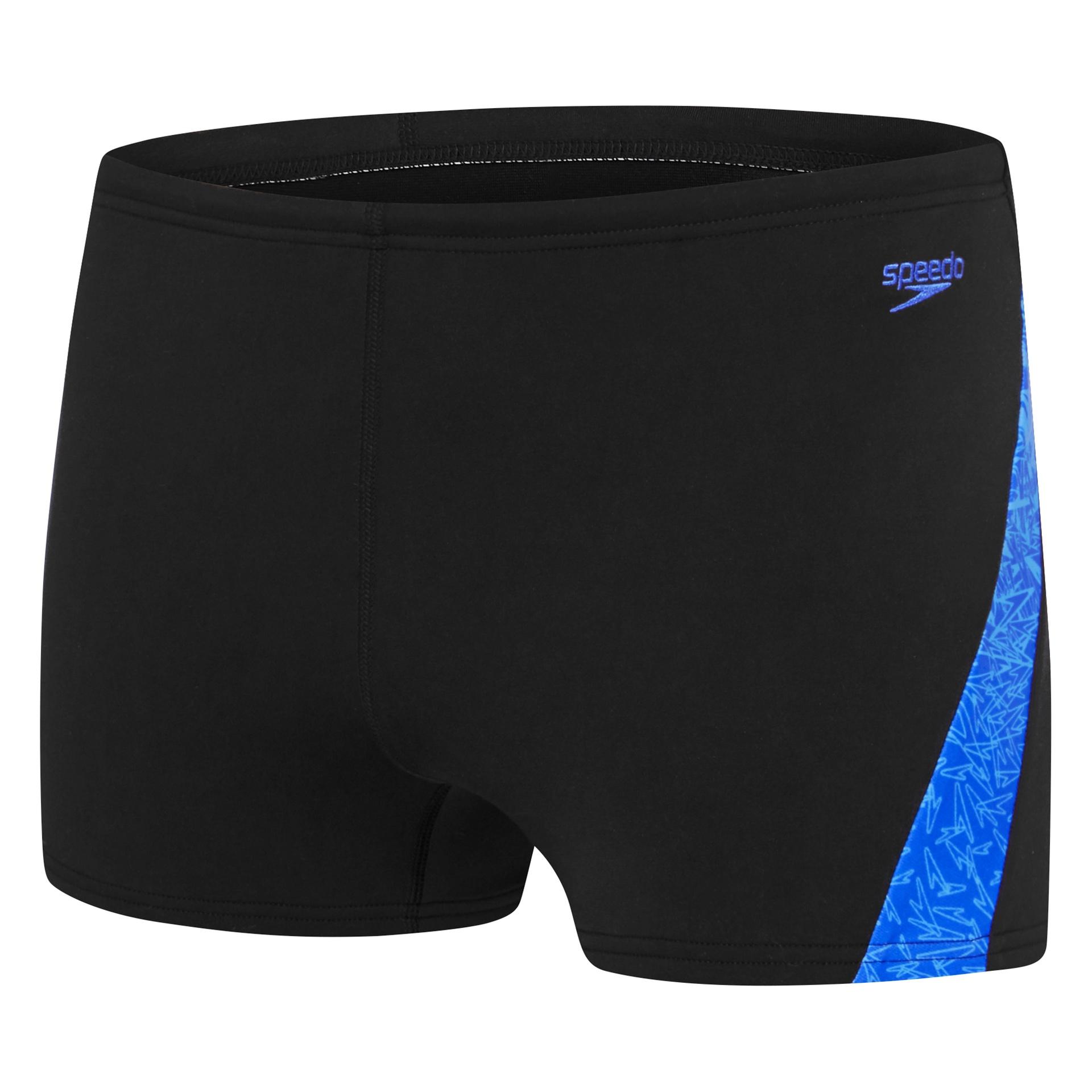 Mens Boom Aquashort Black/Cadet Blue