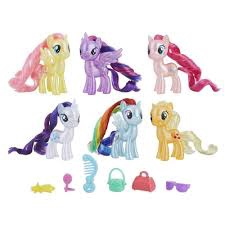 MY LITTLE PONY BEST GIFT EVER 6 MYSTERY GIFTS