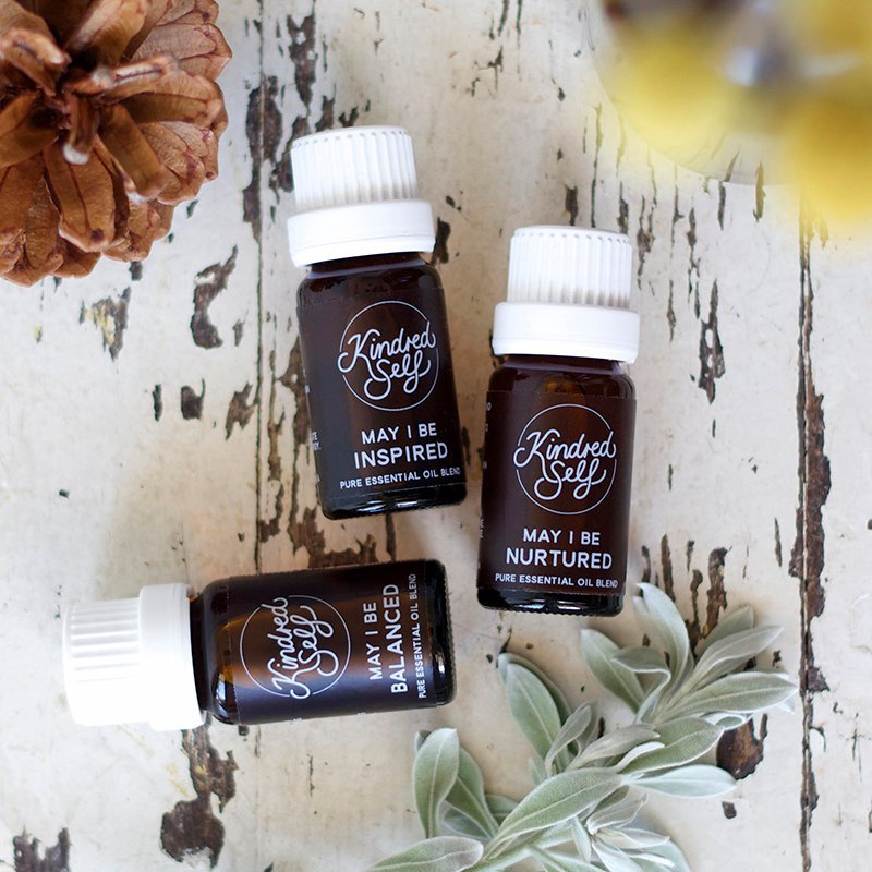 May I be Renewed - Pure Essential Oil Blend