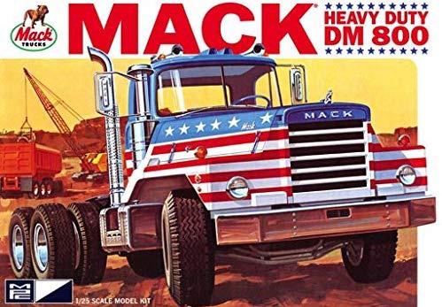 MPC #899 1/25 Mack Heavy Duty DM 800
