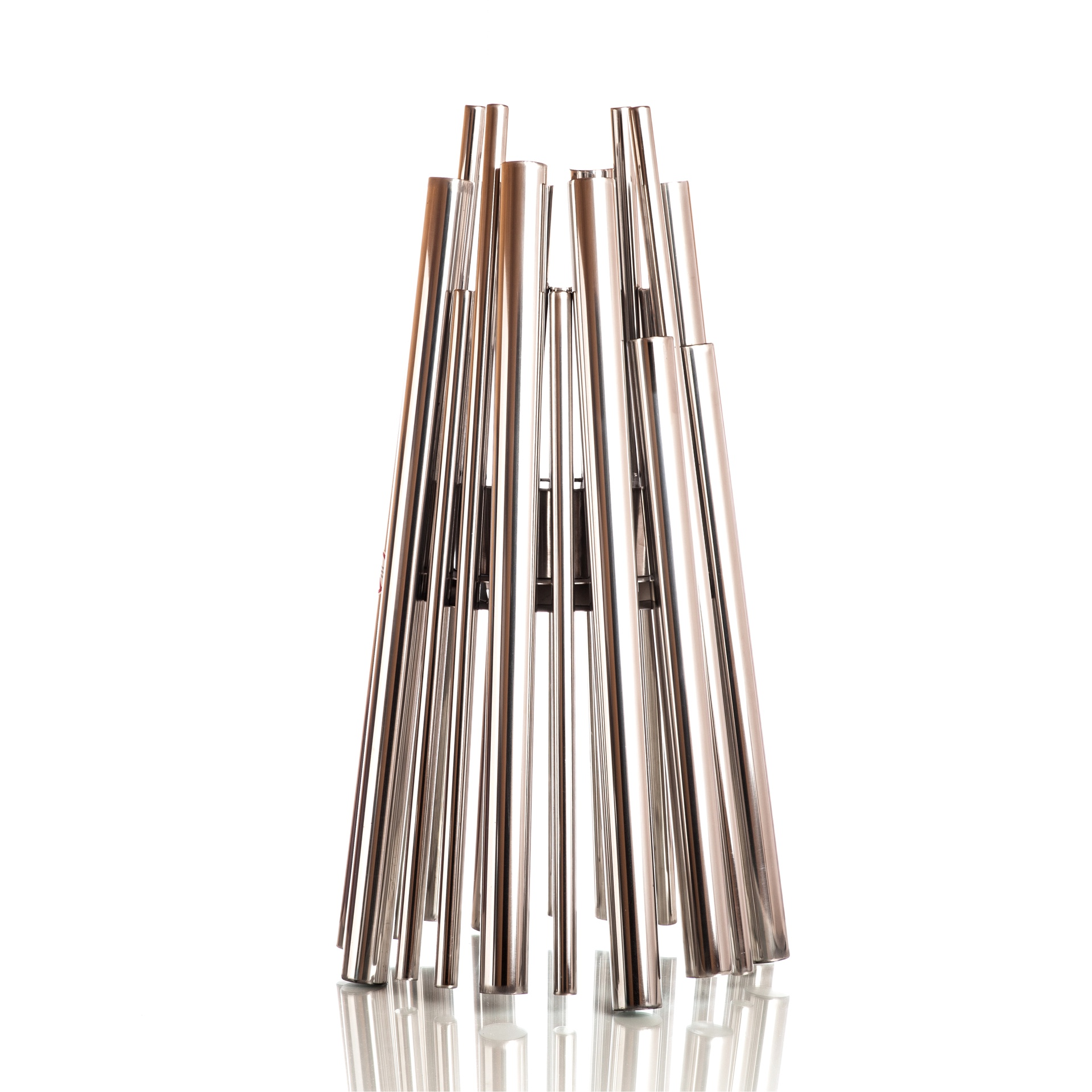 Fireplace Free Standing Bonfire Stainless Steel