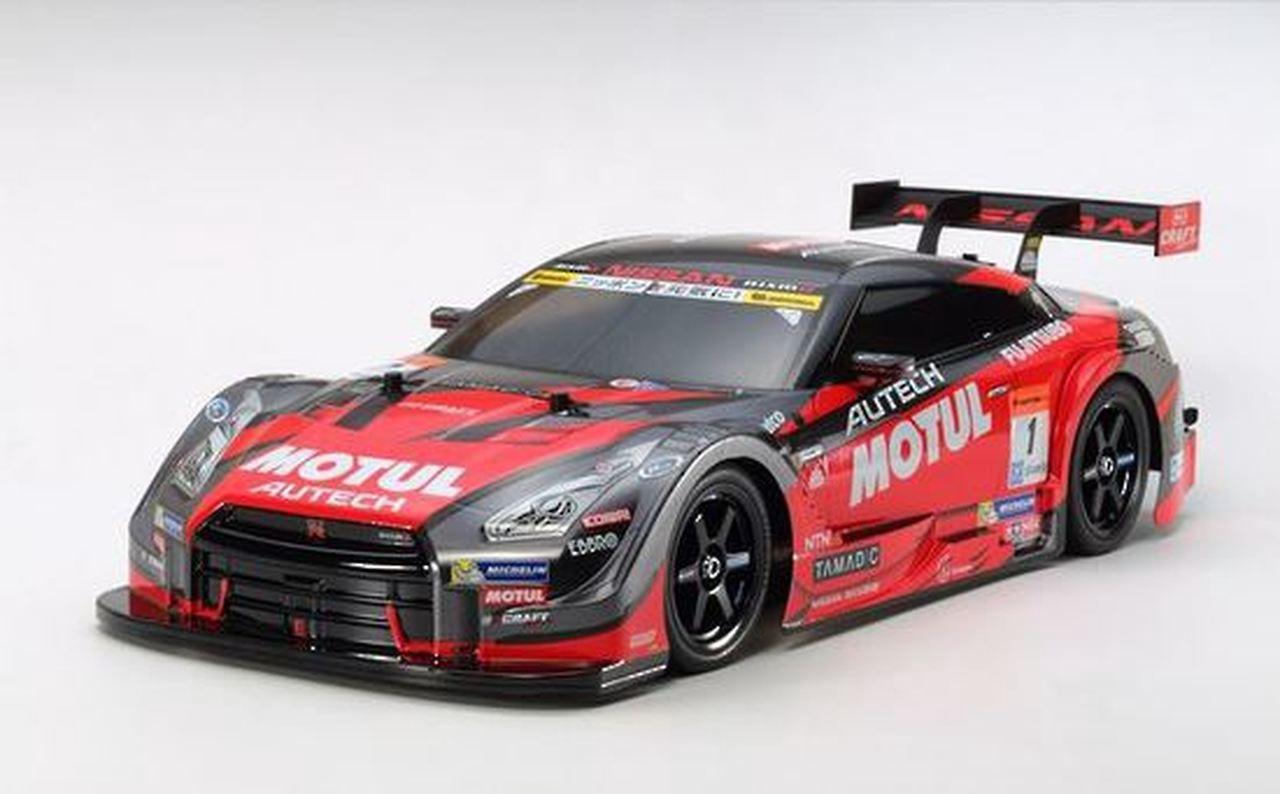 Tamiya #58625   1/10 Nissan  Motul Autech GT-R