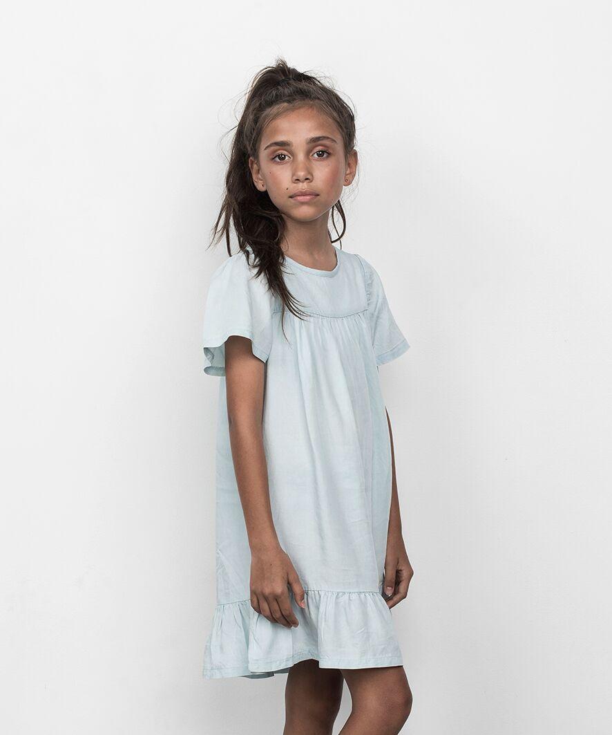 Huxbaby LEAH CHAMBRAY DRESS