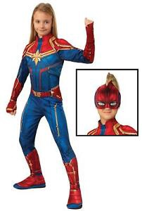 CAPTAIN MARVEL HERO SUIT M 5-7