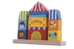 Circus Block Tower