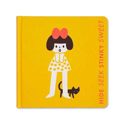 Hide Seek Stinky Sweet Book