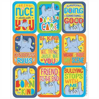 EU 650020 HORTON KINDNESS STICKERS