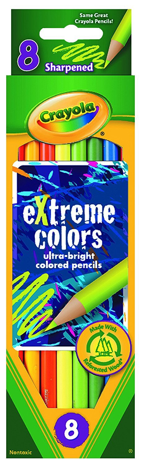 EXTREME COLORS ULTRA-BRIGHT CO